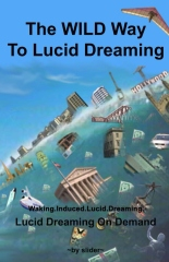 book cover The WILD Way To Lucid Dreaming